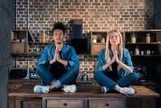 Naučte se meditovat a navoďte si tak stav naprostého uvolnění...