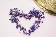 Přivítejte jaro s jedlými květy na talíři…