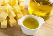 Sádlo, máslo, margarín nebo rostlinný olej?