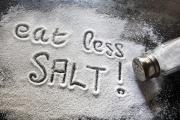 Sůl – ve větším než malém množství nebezpečná celoživotní přítelkyně