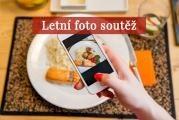 Vyfoťte vaše jídlo a vyhrajte skvělé ceny!